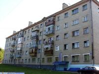 Дом 3 по улице Яноушека