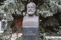 Памятник Петру Ивановичу Чайковскому