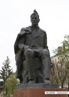 Памятник Сергею Григорьевичу Чавайну