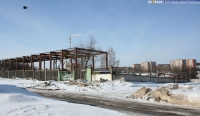 Бывшая база управления кап.строительства