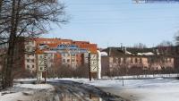 Въезд на улицу Магницкого