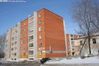 Дом 4 по улице Сапожникова