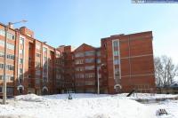 Двор дома 5 по улице Сапожникова