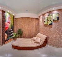 Комната отдыха сауны Метрополь