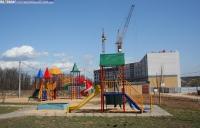 Детская площадка на Эгерском бульваре