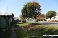 Деревянные дома на улице Константина Иванова