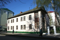 Дом 2 по улице Ивана Франко