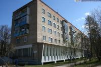 Дом 1 по улице Рихарда Зорге