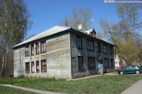 Дом 11 на улице Пржевальского