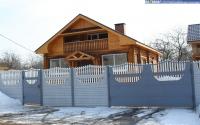 Деревянный жилой дом на ул. Кирова