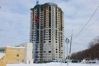 """Строительство 23-этажного дома ЖК """"Альбатрос"""""""