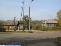 На пересечении ул. Тельмана и Гражданская