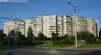 Дом 1 по улице Ахазова