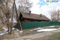 Старый дом на улице Ярославская