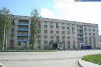 Общежитие мед. училища в Канаше