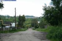 Улица Байдукова, частные дома