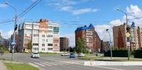 Перекресток улиц Пирогова и Крылова