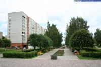 Бульвар Гидростроителей