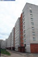Двор 4 дома по бульвару Гидростроителей