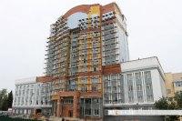 Реконструкция здания МВД