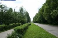 Улица Парковая