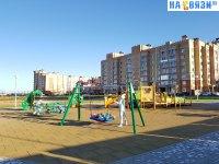 """Детская площадка """"Изумрудный город"""""""