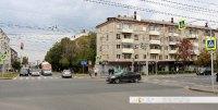 Перекресток улиц Гагарина и Энгельса