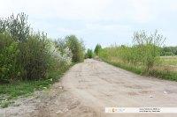 Дорога к дачным участкам