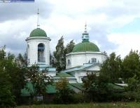 Ансамбль Троицкого собора на ул. Комсомольская, 1