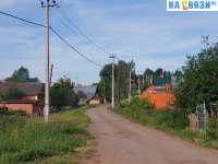 Улица Красногорская