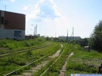Железная дорога, Складской проезд