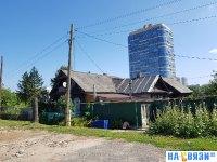 Частный дом по улице Ярославская