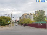 Вид на улицу Тукташа