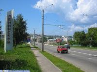 Граница Ленинского и Калининского районов