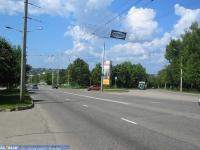 Развязка на улице Калинина