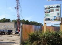 Строительство 80-квартирного дома