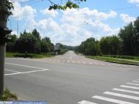 Пересечение улиц Калинина и Гагарина