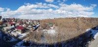 Вид с Гагаринского моста
