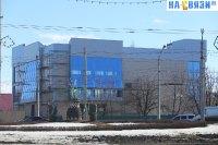 Строительство здания у кольца на ул. Гражданская