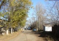 Тупик улицы Якимовская