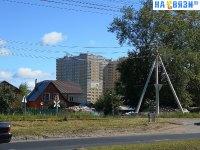 Вид на улицу Привосточная