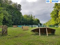 Площадка для пейнтбола в Солнечном береге