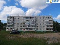 Пятиэтажка на улице Дубравная