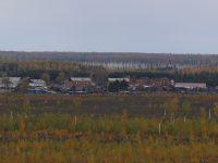 Вид на поселок Северный