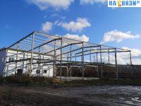 Строительство базы