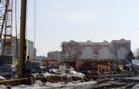 Строительство нового дома на Ярмарочной-Базарной