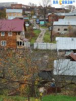 Двор домов по ул. Спартака