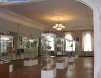 Выставочный зал Чувашского национального музея.