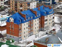 Комбинатский переулок 4