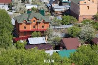 Вид на дома по ул. 2-я Коммунальная слобода